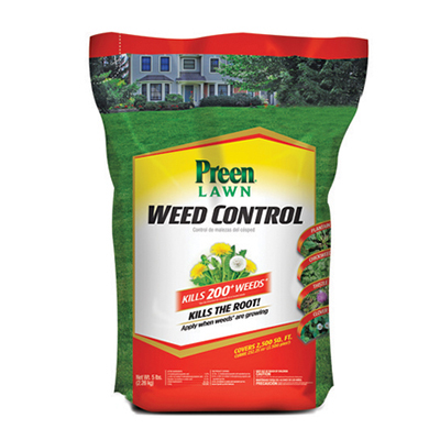 GRANULAR BROADLEAF WEED KILLERS