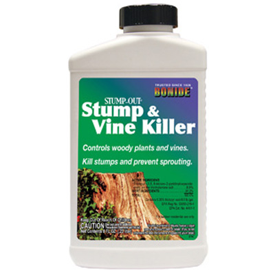 BRUSH, STUMP AND VINE KILLERS
