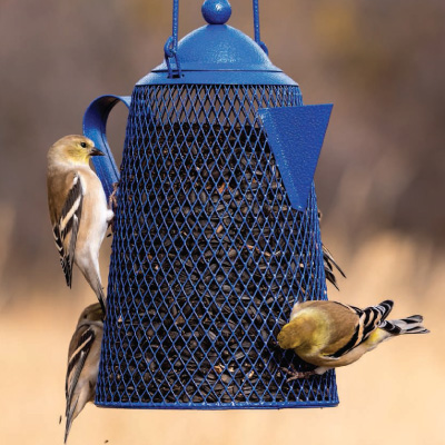 DECORATIVE BIRDFEEDERS