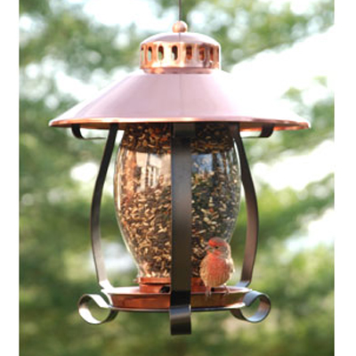 METAL BIRDFEEDERS