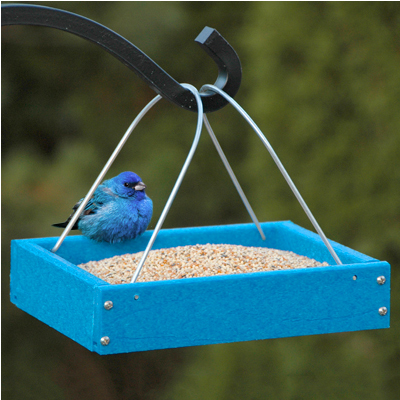 TRAY BIRDFEEDERS